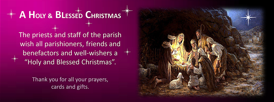 A Holy & Blessed Christmas 2014