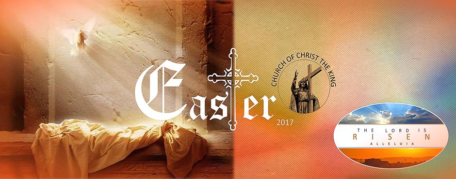The Season of Easter 2017