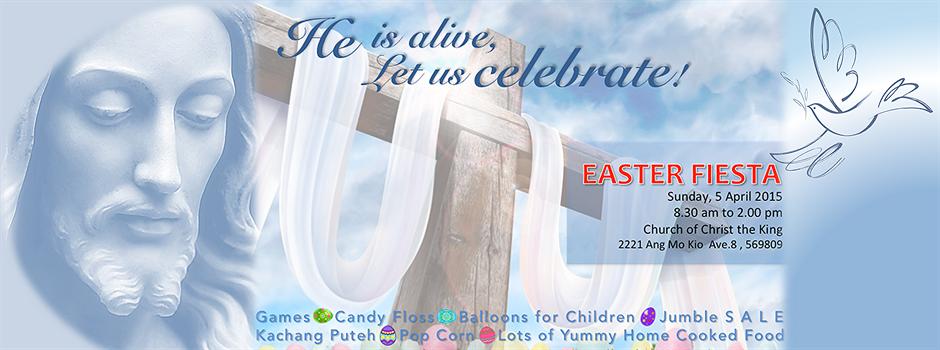Easter Fiesta 2015