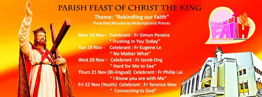 Parish Feast of Christ The King