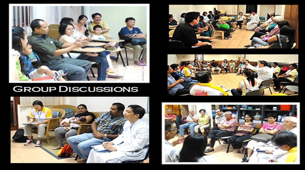 Group Discussions 1
