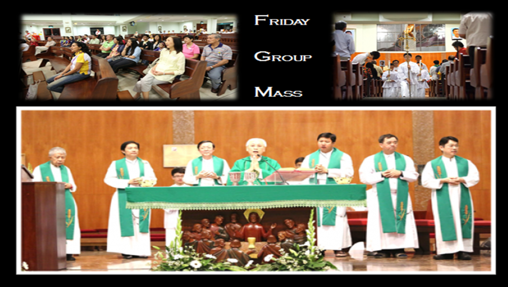 Group Mass Proper 2
