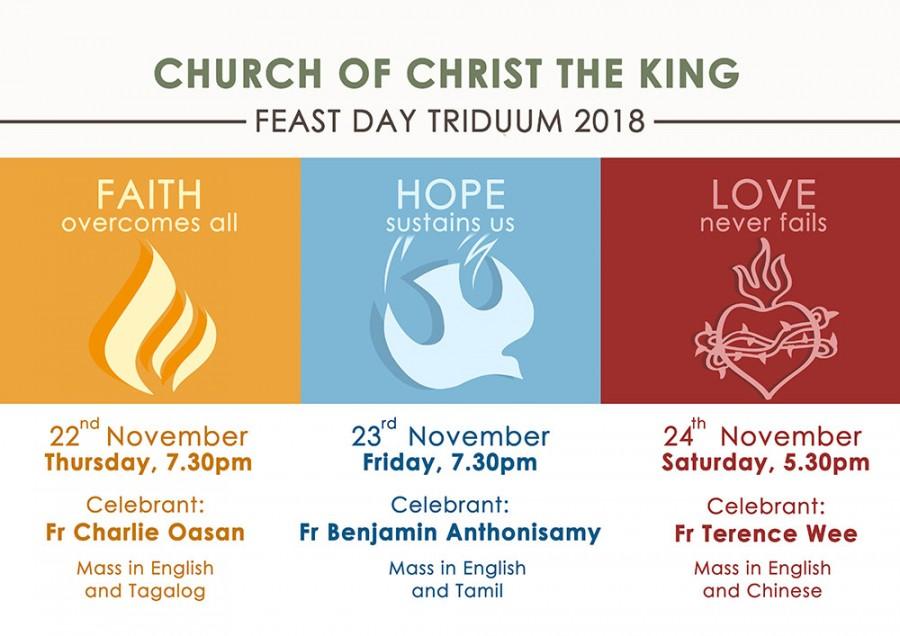 CTK Feast Day 2018