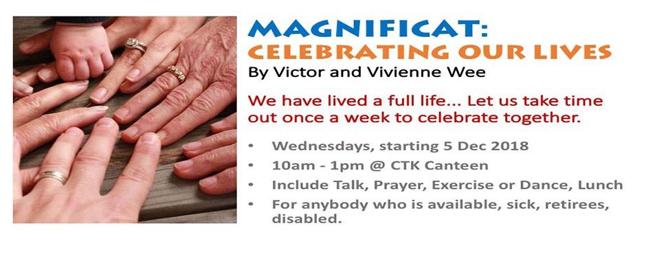 Magnificat Celebrate Life
