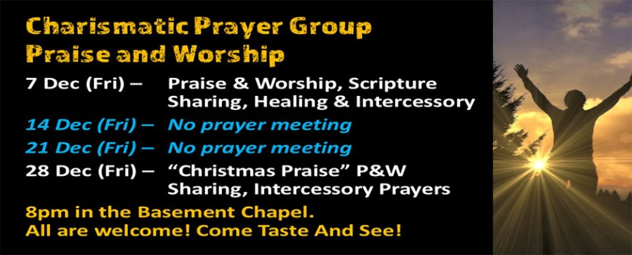 Charismatic Prayer Group